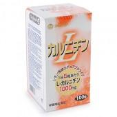 Fine Japan L-карнитин с витаминами В2, таблетки 150 шт