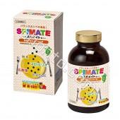 Спирулинадля детей и всей семьи Spirulina Spimate  (на 2 месяца, 1200 таблеток)