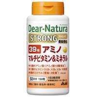Asahi Dear-Natura Мультивитаминный комплекс из 39 активных компонентов (150)