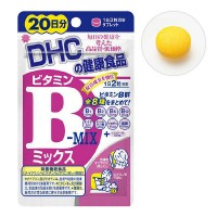 DHC B-MIX Комплекс витаминов группы В, (на 20 дней)