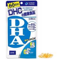 DHC DHA Омега-3, (на 60 дней)