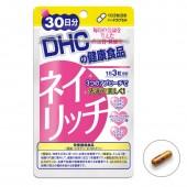 DHC Здоровые ногти (90 капсул на 30 дней)