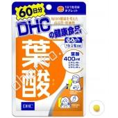 DHC Фолиевая кислота, (на 60 дней)