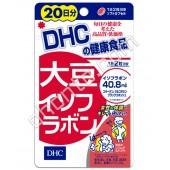 DHC Изофлавоны сои, (на 20 дней)