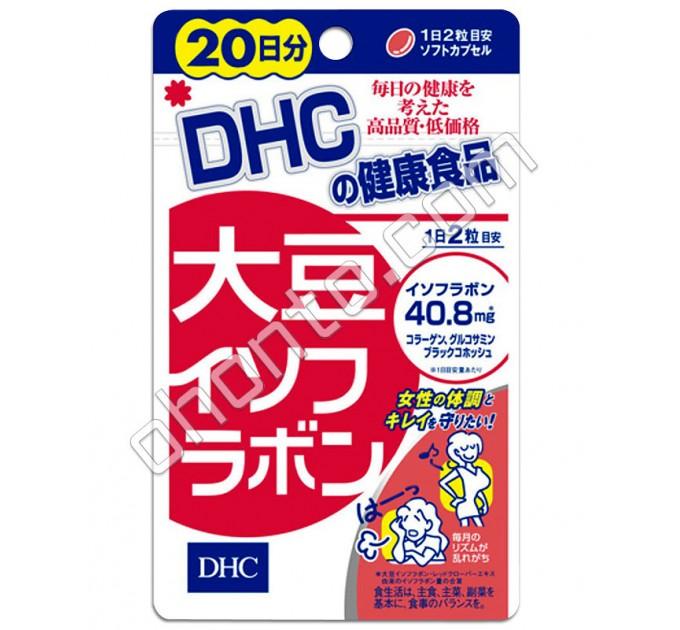 DHC Соевые изофлавоны для молодости и женственности