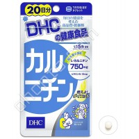 DHC Карнитин для сжигания жира, (на 20 дней)