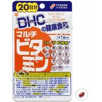 DHC Мультивитамины, (на 20 дней)