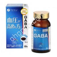 Fine Japan ГАБА комплекс для повышения умственной работы (90 таб)