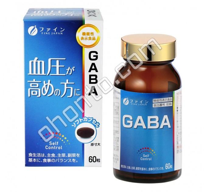 FINE JAPAN Гинкго Билоба для улучшения умственной работы, 60 таблеток