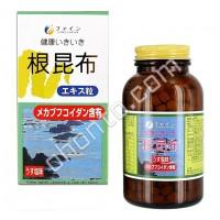 Fine Japan Экстракт корней бурых водорослей в таблетках