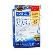 Маска Japan Gals с гиалуроновой кислотой Pure5 Essential 30 шт