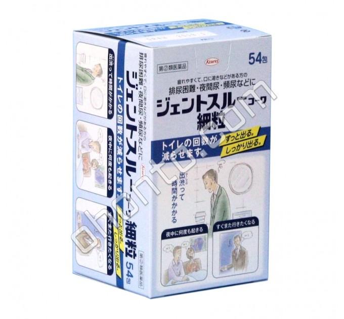 KOWA Биодобавка для мужчин с проблемами мочеиспускания.
