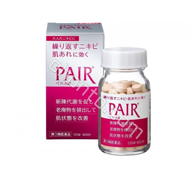"""Витаминный комплекс Lion """"Pair A"""" против акне у взрослых для улучшения состояния кожи"""