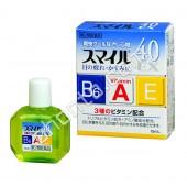"""LION Smile 40 EX Cool с формулой """"тройной витамин"""" 15 мл"""