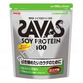 Meiji Соевый протеин со вкусом какао 50 порций (1050гр.)