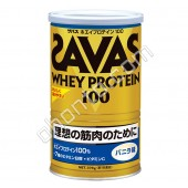 Meiji WHEY PROTEIN 100 (СЫВОРОТКА БЕЛКА) со вкусом ванилы 18 порций (378гр.)