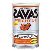 Meiji Комплекс протеина для набора мышечной массы Savas Weight UP с банановым вкусом 20 порций (420гр.)