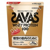 Meiji WHEY PROTEIN 100 (СЫВОРОТКА БЕЛКА) с молочным вкусом 50 порций (1050гр.)