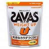 Meiji Комплекс протеина для набора мышечной массы Savas Weight UP с банановым вкусом 60 порций (1260гр.)