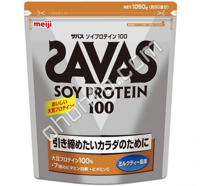 Meiji Соевый протеин с молочным вкусом для стройного, крепкого, подтянутого тела, 50 порций