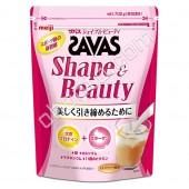 Meiji Соевый Протеин + Коллаген вкус аромат чая с молоком 50 порций (700гр.) кальций, магний и 11 витамин