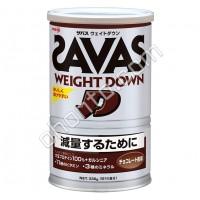 Meiji Комплекс протеина для снижения веса Weight Down со вкусом шоколада 16 порций (336гр.)