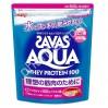 Meiji Aqua Whey Protein 100 Savas Сывороточный протеин с ароматом ацеролы, 40 порций