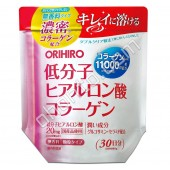 ORIHIRO Коллаген и гиалуроновая кислота 180 гр