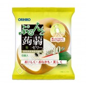 """ORIHIRO""""фруктовое желе из  конняку """"Груша"""" 120гр"""