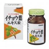Экстракт гинкго билоба (240 таб на 30 дней)