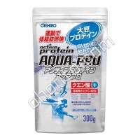 ORIHIRO Aqua-PRO Водорастворимый протеин + 8 витаминов, (300 гр.)