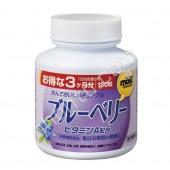 ORIHIRO MOST Черника (180 таблеток на 90 дней)