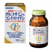 ORIHIRO Глюкозамин и Хондроитин, (360шт)