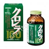 ORIHIRO Диетический комплекс с экстрактом хлореллы Orihiro Chlorella 100
