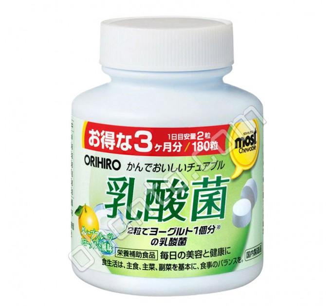 Orihiro MOST Ацидофилин для нормализации пищеварения и иммунитета, на 90 дней