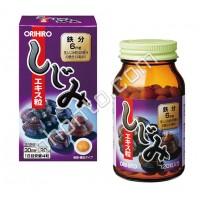 ORIHIRO Экстракт моллюсков в таблетках (120таб)