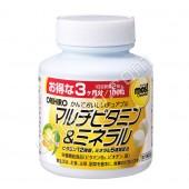 ORIHIRO MOST Витамины и минералы (180 конфет на 90 дней)