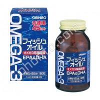 ORIHIRO Омега-3 (180кап)