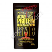 ORIHIRO Активный белок, протеин HMB (300гр.)