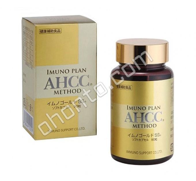 Активизатор иммунной системы AHCC на основе ферментов экстракта мицелия грибов, используется к онкотерапии