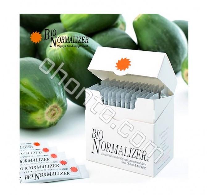 Bio-Normalizer биопрепарат из зеленой папайи против старения и болезней, для здоровья, иммунитета.