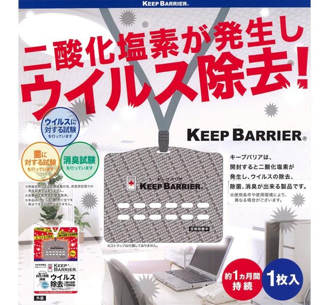 Антивирусная индивидуальная защита Keep Barrier