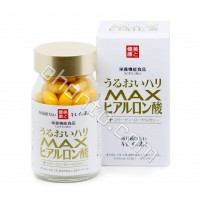 МАХ Комплекс с гиалуроновой кислотой, коллагеном, маточным молочком и Омега 3  (60 таб)