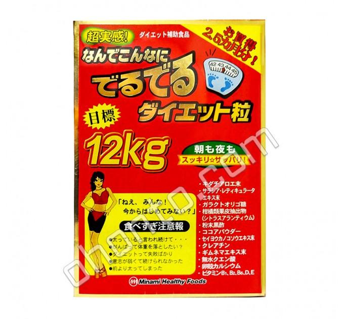 Minami Диета «Минус 12 кг» для похудения