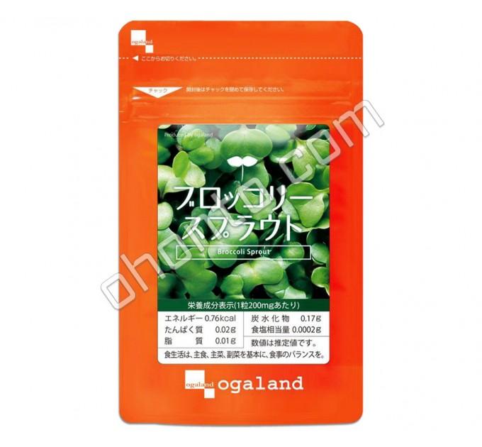 Препарат из ростков капусты брокколи Sulforaphane с антиоксидантным, противораковым и антибактериальным эффектами