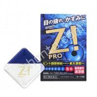 Rohto Z! PRO с мощным охлаждающим эффектом 12мл
