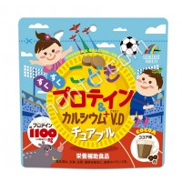 UNIMAT RIKEN Молочный белок, кальций витамин D для детей со вкусом какао Unimat Riken Protein Calcium+VD (90)