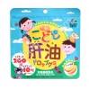 Unimat Riken Витамины с рыбьим жиром для детей в виде жевательных конфет со вкусом банана