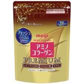 Meiji Коллаген Premium в мягкой упаковке 28 дней